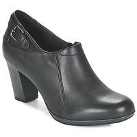 Schoenen Dames Low boots Clarks Brynn Harper Zwart