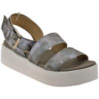 Schoenen Dames Sandalen / Open schoenen Janet&Janet  Zilver