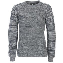 Textiel Heren Truien G-Star Raw SUZAKI R KNIT Marine / Gevlekt