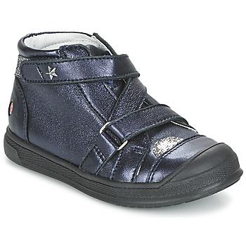 Schoenen Meisjes Laarzen GBB NADEGE Marine