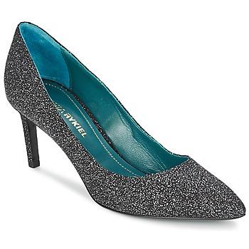 Schoenen Dames pumps Sonia Rykiel 677620 Zwart / Glitter
