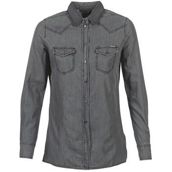 Textiel Dames Overhemden Diesel DE SOVY RE Grijs
