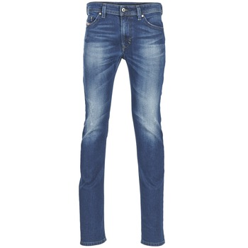 Textiel Heren Skinny jeans Diesel THAVAR Blauw / 0853U