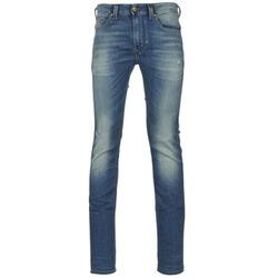 Textiel Heren Skinny jeans Diesel THAVAR NE Blauw / 857x