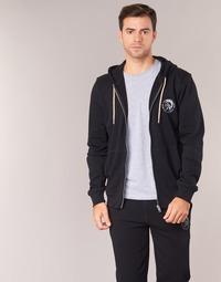 Textiel Heren Sweaters / Sweatshirts Diesel BRANDON Zwart