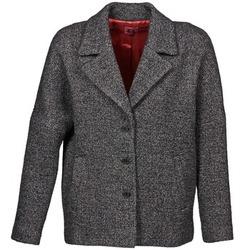 Textiel Dames Mantel jassen Bensimon NOLA Grijs