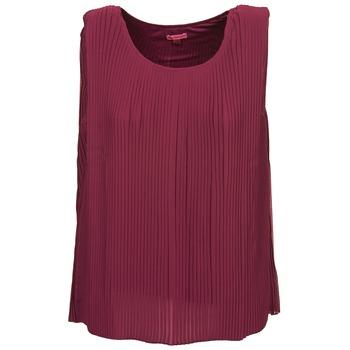 Textiel Dames Mouwloze tops Bensimon REINE Pruim