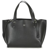 Tassen Dames Handtassen kort hengsel Texier Bags NEO Zwart
