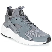 Schoenen Heren Lage sneakers Nike AIR HUARACHE RUN ULTRA Grijs