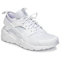 Schoenen Heren Lage sneakers Nike AIR HUARACHE RUN ULTRA Wit