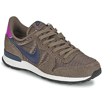 Schoenen Dames Lage sneakers Nike INTERNATIONALIST PREMIUM W Bruin