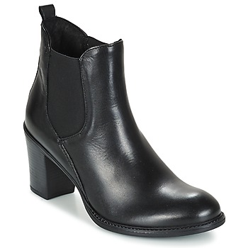 Schoenen Dames Enkellaarzen Betty London FEXINETTE Zwart