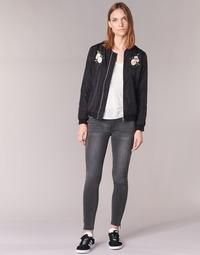 Textiel Dames Skinny jeans Yurban FABANE Grijs