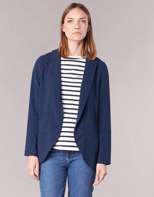 Textiel Dames Jasjes / Blazers Betty London FORANE Marine