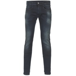 Textiel Heren Skinny jeans Replay ANBASS Blauw
