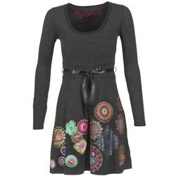 Textiel Dames Korte jurken Desigual RIDOUBA Grijs