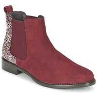 Schoenen Dames Laarzen Betty London FREMOUJE Bordeau