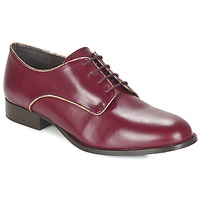 Schoenen Dames Derby Betty London FLOJE Bordeau