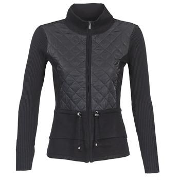Textiel Dames Vesten / Cardigans Morgan MSKO Zwart