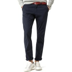 Textiel Heren 5 zakken broeken Tommy Hilfiger DENTON CHINO ORG STR TWILL