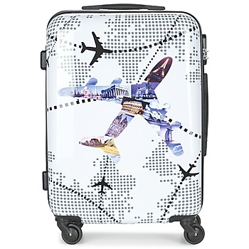 Tassen Valise Rigide David Jones OUSKILE 50L Multi