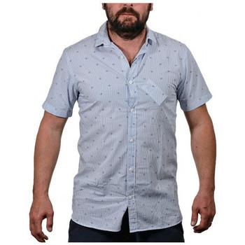 Textiel Heren Overhemden korte mouwen Jack & Jones