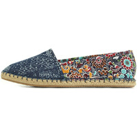 Schoenen Dames Espadrilles Rocket Dog Temple Dream Catcher Blauw