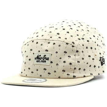 Accessoires Heren Pet New Era Micro Palm Camper Beige