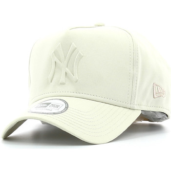 Accessoires Heren Pet New Era MLB New York Yankees 9FORTY Aframe gel Beige