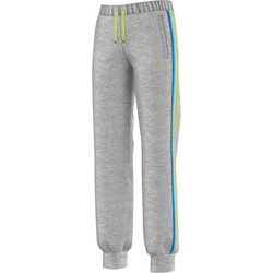 Textiel Meisjes Trainingsbroeken adidas Performance Pantalon Essentials Grijs