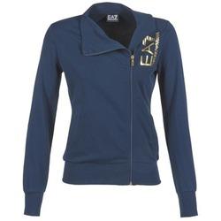 Textiel Dames Sweaters / Sweatshirts Emporio Armani EA7 GAV Marine