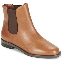 Schoenen Dames Laarzen Ralph Lauren BELVA Cognac