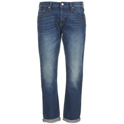 Textiel Dames Boyfriend jeans Levi's 501 CT Roasted / Indigo
