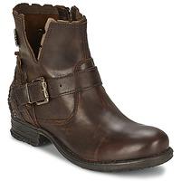 Schoenen Dames Laarzen Replay SOUP Bruin