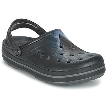 Schoenen Klompen Crocs CBBtmnVSuprClg Zwart