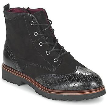 Schoenen Dames Laarzen Tamaris SOROLA Zwart