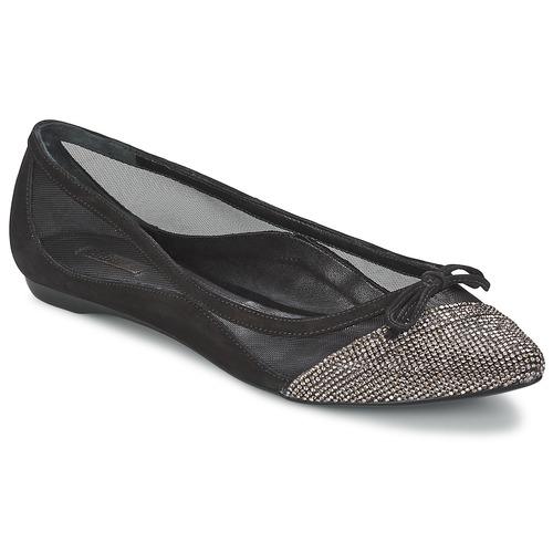 Schoenen Dames Ballerina's Schutz KANI Zwart