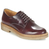 Schoenen Dames Derby Kickers OXFORK Bordeau