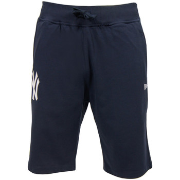 Textiel Heren Korte broeken / Bermuda's New Era MLB New York Yankees Jersey Short Blauw