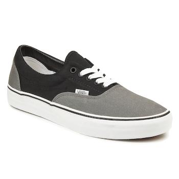 Schoenen Lage sneakers Vans ERA Grijs / Zwart