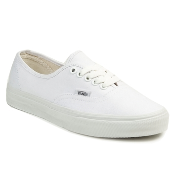 Schoenen Lage sneakers Vans AUTHENTIC Wit
