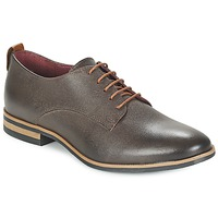 Schoenen Dames Derby Betty London FADINA Bruin
