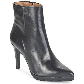 Schoenen Dames Enkellaarzen Fericelli FABIANA Zwart