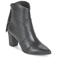 Schoenen Dames Enkellaarzen Fericelli FADIA Zwart
