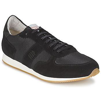 Schoenen Heren Lage sneakers Serge Blanco VARN Zwart