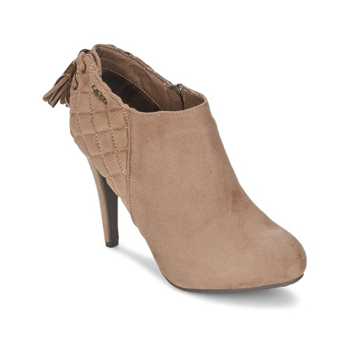 Schoenen Dames Low boots Refresh SIXRIV Taupe