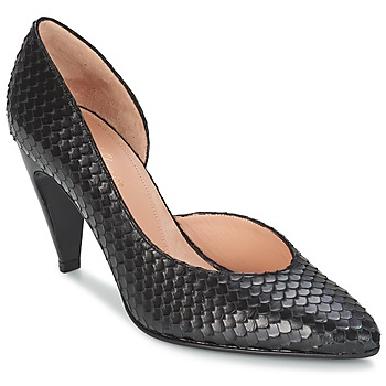 Schoenen Dames pumps Robert Clergerie KROSS Zwart