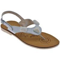 Schoenen Meisjes Sandalen / Open schoenen Inblu  Wit