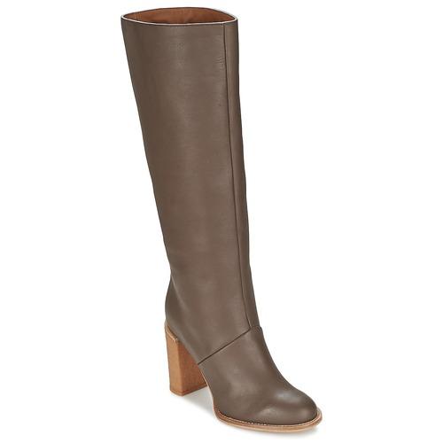 Schoenen Dames Hoge laarzen See by Chloé SB23005 Grijs