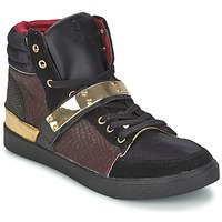 Schoenen Dames Hoge sneakers SuperTrash GOLDY Bordeau